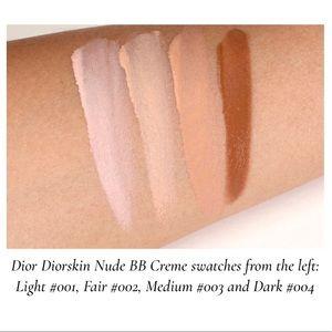 Diorskin Nude BB Creme SPF 10 by Dior #22